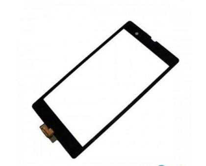 Тачскрін (сенсор) для Sony C6602 L36h Xperia Z / C6603 L36i / C6606 L36a, чорний